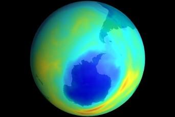 imagen agujero de ozono