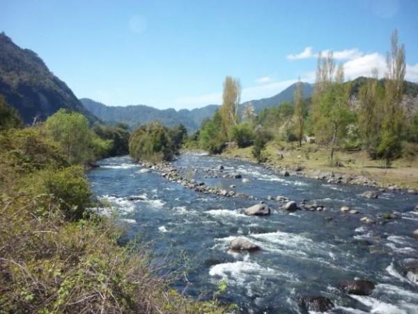 río en Chile