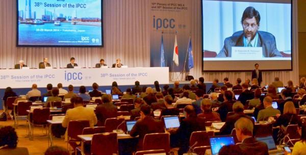 reunión IPCC 2014