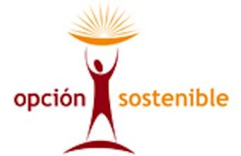 logo opción sostenible
