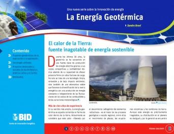 portada energía geotérmica